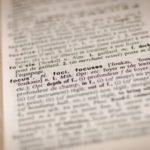 学習の基礎は言葉